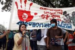 Bangladesh under fire over rape menace