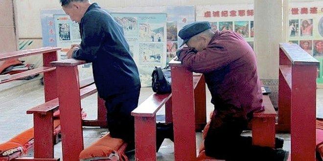 اعتصامات في هونغ كونغ للمطالبة بإيقاف هدم صلبان الصين