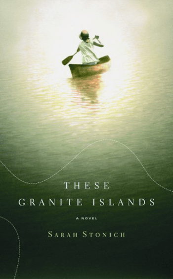 Beautiful Book Covers - The Granite Islands