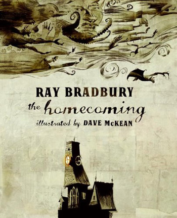 Beautiful Book Covers - The Homecoming
