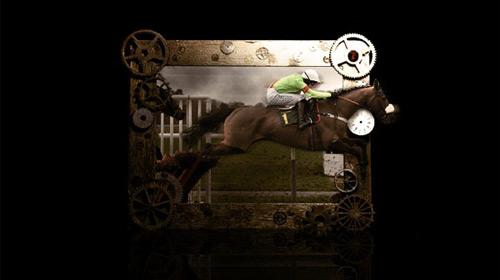 horse scene manipulation