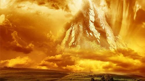 floating mountain manipulation