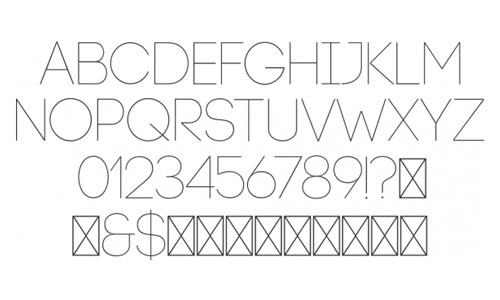 code font