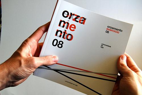 Booklet Designs - Orzamento