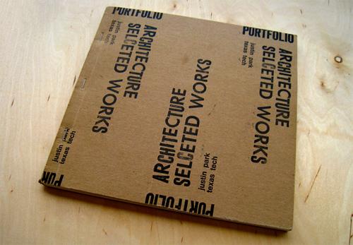 Booklet Designs - Undergraduate Portfolio