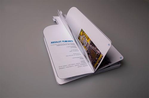 Booklet Designs - Corporate Design