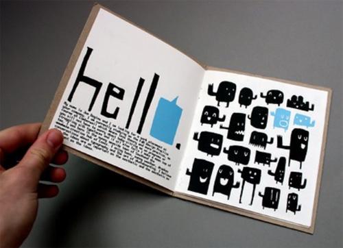Booklet Designs - Booklet Badge