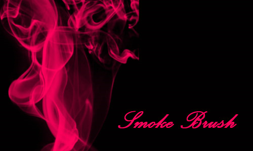 33 sets of free unique smoke photoshop brushes