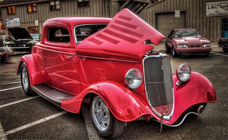 1934 Ford Three