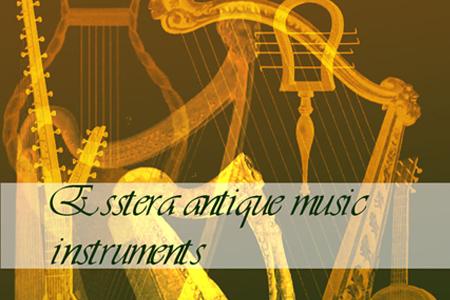 music-photoshop-brushes-24-antique-music-instruments