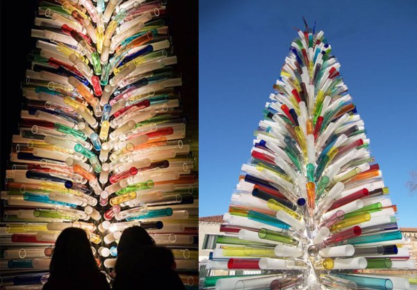 Murano Glass Christmas Tree via You The Designer