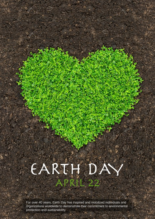 Cool Artworks Celebrating Earth Day