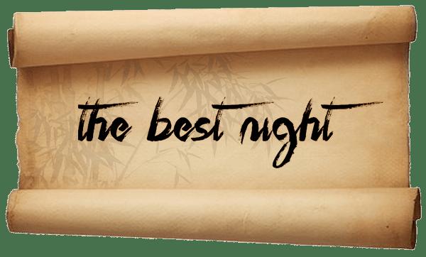 The Best Night