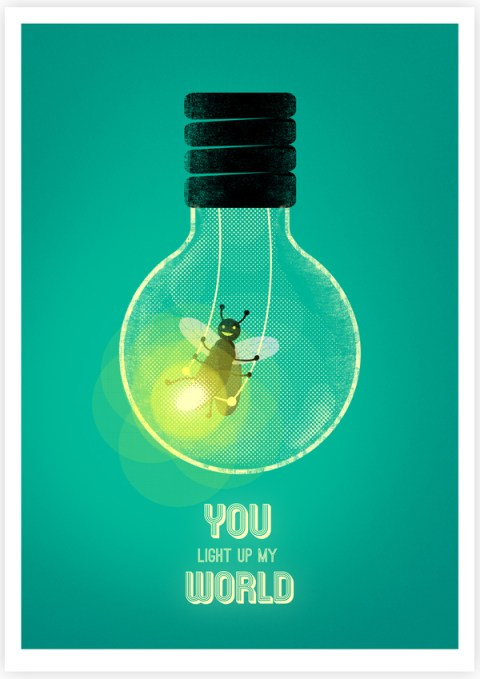 The Quote Illustration Project by Tang Yau Hoong
