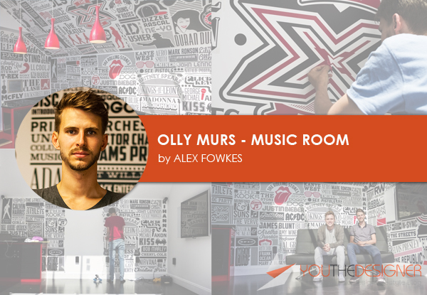 Olly Murs - Music Room | Alex Fowkes