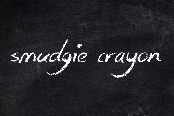 Smudgie Crayon