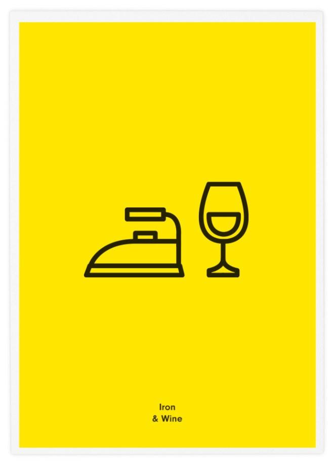 Poster-Design-Pictogram-Iron-&-Wine