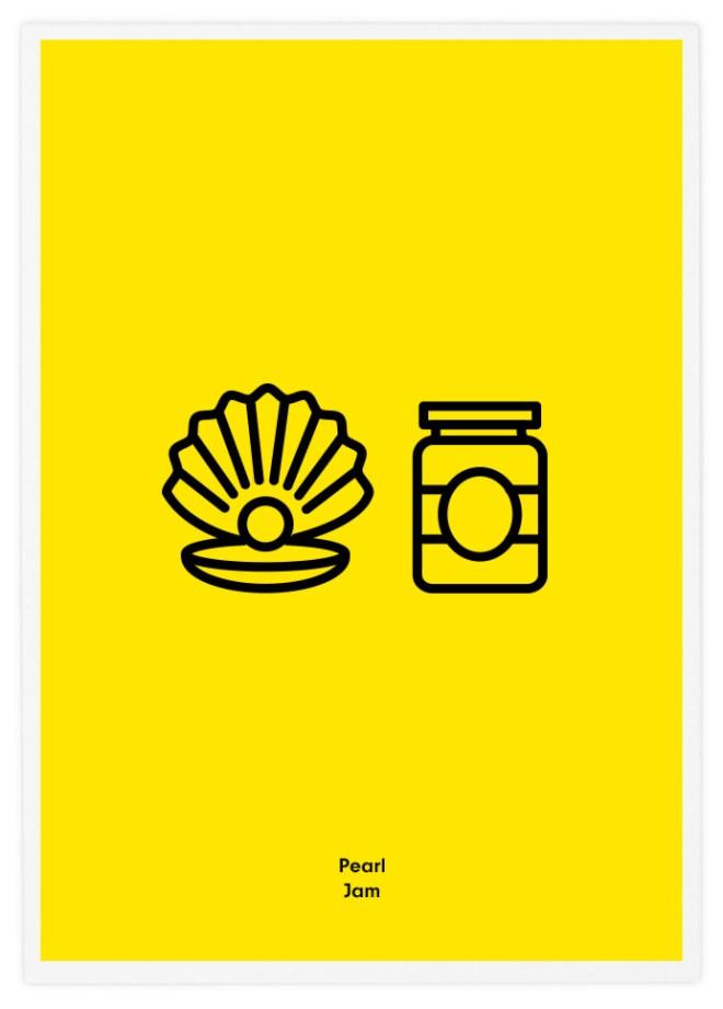 Poster-Design-Pictogram-Pearl-Jam