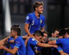 Video: U21 Anh vs U21 Italia