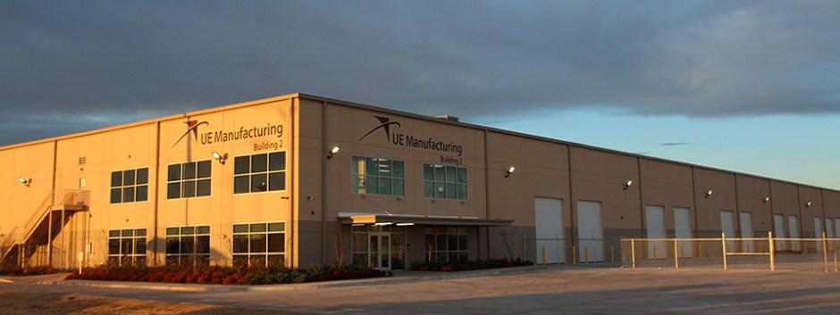 UE Manufacturing_building