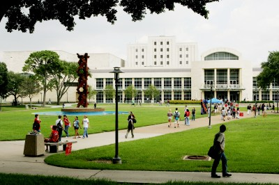Library and Learning Resources - University of Houston