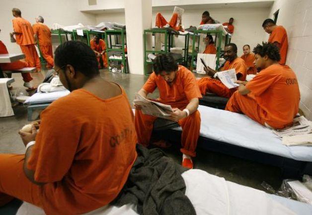 Jail in Houston