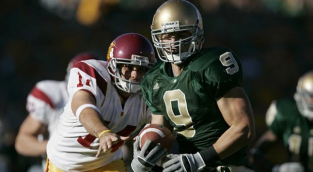 gameday college football nd football score