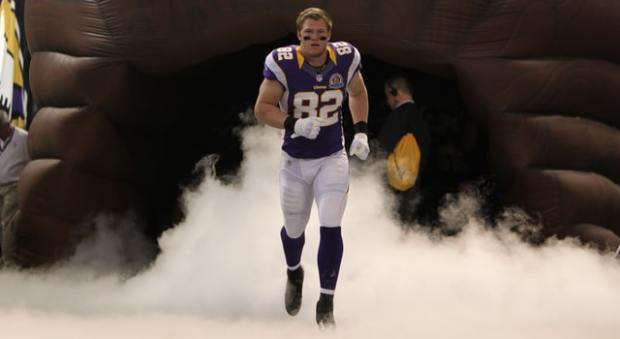 Kyle Rudolph - 2013 Pro Bowl