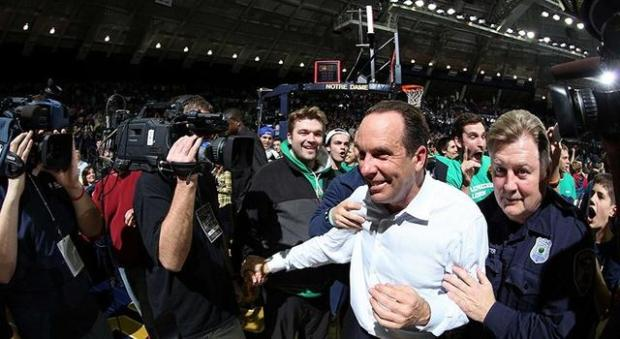 Notre Dame Basketball - Mike Brey