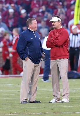 Bob Stoops - Oklahoma Head Coach