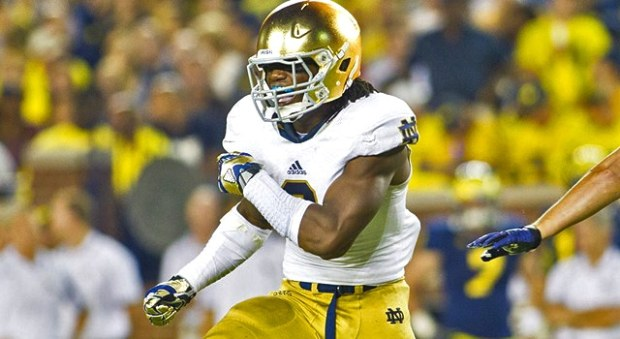 Jaylon Smith - All American