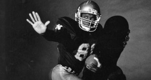 Tim Brown - Notre Dame Great WR