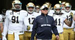 Notre Dame - Ranked 6th in AP Poll