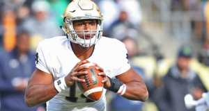 Deshone Kizer and Malik Zaire were both named to the Maxwell Award Watch List on Tuesday.  (Photo:  Charles LeClaire-USA TODAY Sports)