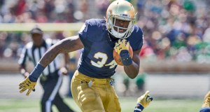 Dexter Williams - Notre Dame RB