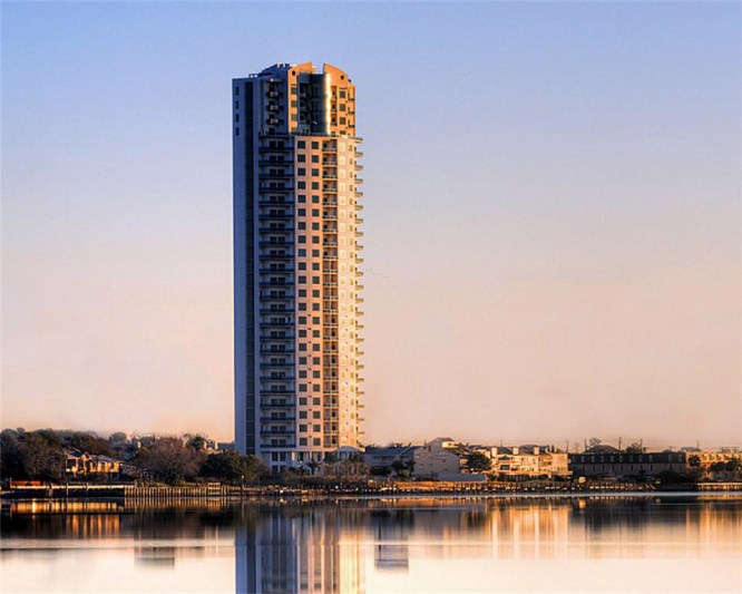 high-rise-condo-clear-lake-houston