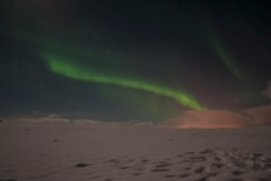 Northern Lights from Iceland