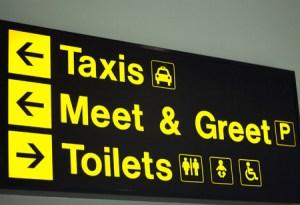UK Airport Meet & Greet Parking