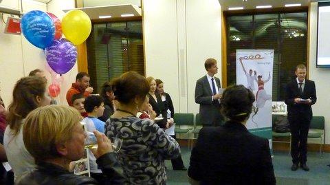 Shpresa Programme's 7th Anniversary Celebration