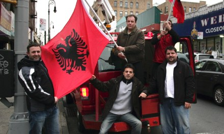 Albanians own a third of the apartment buildings in the Bronx