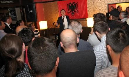 Diaspora Shqiptare dhe militantizmi politik