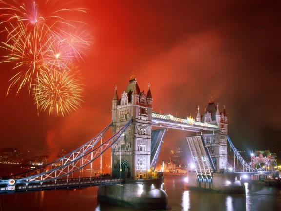 Urime Viti i Ri 2012 nga Londra