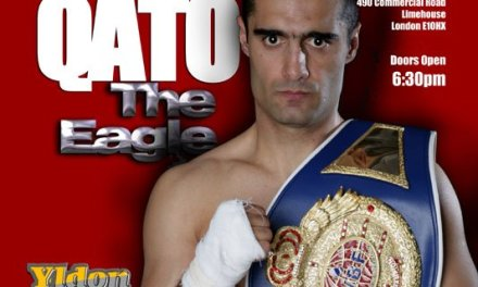 <!--:en-->Kreshnik Qato, WBF Middleweight Boxing Champion, is boxing in London on 23rd March<!--:-->