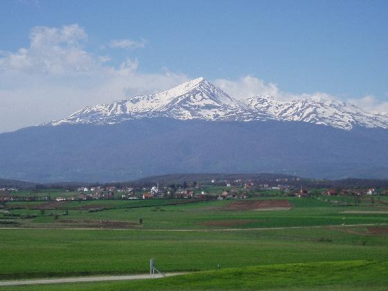 Brezovica Kosovo Kosova