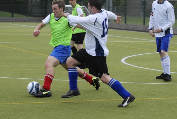Futboll i vogel - Londer, 28 prill 2013