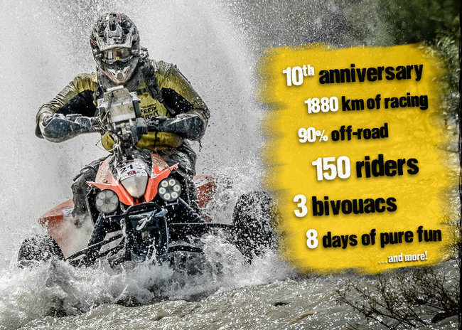 """The challenging and attractive """"Rally Albania"""" 2014 to start in June"""