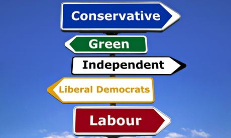 Which party you are going to vote? General Elections 2015, Great Britain