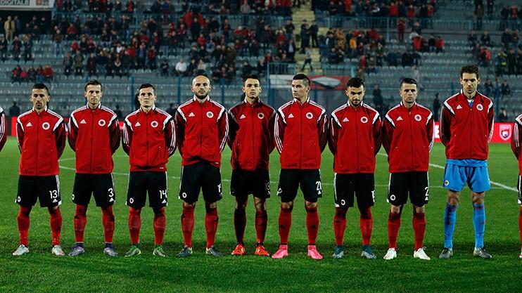 Albania football team