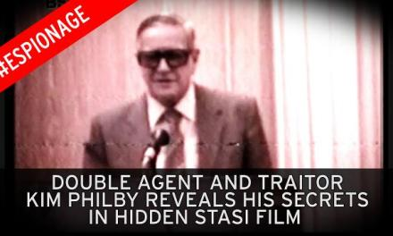 Kim Philby, the British double agent who betrayed Albanians (Video)