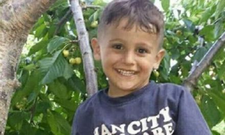 Four years old Albanian deliberately crushed and killed by car driven by a Macedonian